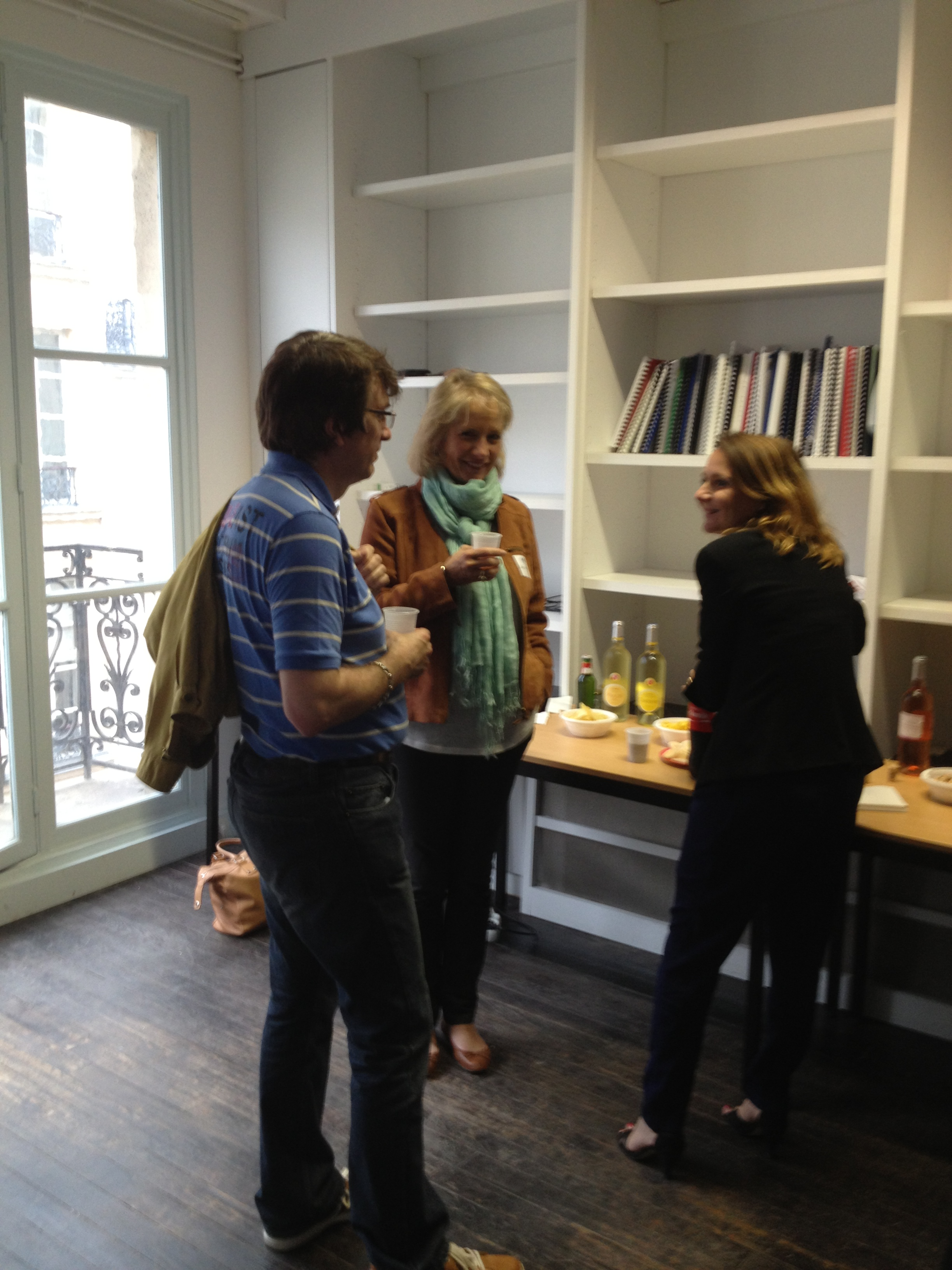 Afterwork - VAE - Cabinet Les 2 Rives - ADVAE - Association