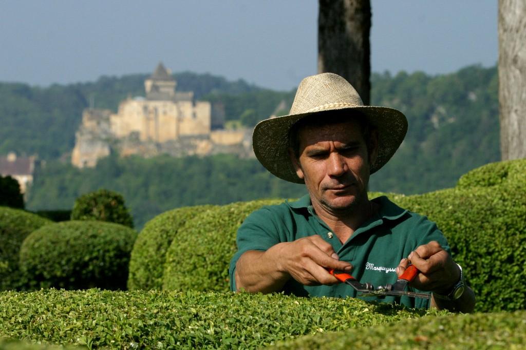 greenman jardinier film