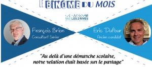 Le binôme du mois # V2bis