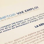 Photo Comptoir VAE Emploi