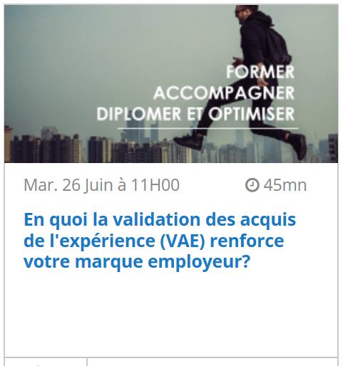 Financer Sa Vae Le Blog De La Vae